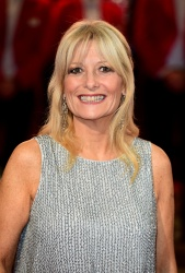 Gaby Roslin - ITV Gala 2015 @ London Palladium in London - 11/19/15