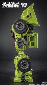 [Generation Toy] Produit Tiers - Jouet GT-01 Gravity Builder - aka Devastator/Dévastateur - Page 2 8pMadIx1