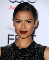 Gugu Mbatha-Raw - AFI FEST 2015 Centerpiece Gala: Concussion Premiere @ TCL Chinese Theatre in Hollywood - 11/10/15