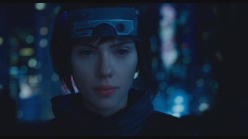 Scarlett Johansson - Ghost in the Shell Official Trailer (2017) | HD 1080p
