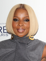Mary J. Blige - 22nd Annual ELLE Women in Hollywood Awards @ Four Seasons Hotel Los Angeles in Beverly Hills - 10/19/15