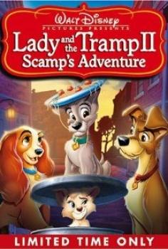 فيلم الانيميشن Lady and the Tramp II Scamps Adventure 2001 بجودة BluRay تورنت 0kMVN9ja.jpg