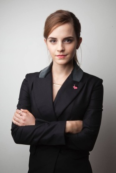 Re: Emma Watson Davos Portrait x1 HQ UHQ ADD