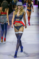Lingerie fashion show