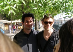 Joseph Morgan - Budapest (Hungary) - April 29, 2012 - 28xHQ 6N8KZU2e
