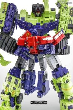 [Toyworld] Produit Tiers - Jouet TW-C Constructor aka Devastator/Dévastateur (Version vert G1 et jaune G2) - Page 4 PJUDxIBg