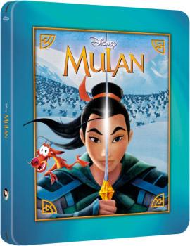 Mulan (1998) Full Blu-Ray 29Gb AVC ITA DTS 5.1 ENG DTS-HD MA 5.1 MULTI