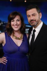 Allison Tolman - Jimmy Kimmel Live: June 20th 2017