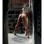 Gatas QB - Mulher Melão (Renata Frisson) Revista Sexy Junho 2016