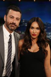 Megan Fox - Jimmy Kimmel Live: May 31st 2016