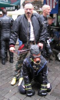 変態集まれー!Folsom St Fair ベルリン 2012画像05