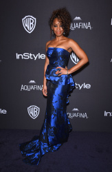 Anika Noni Rose - 2016 InStyle & Warner Bros. 73rd Annual Golden Globe Awards Post-Party @ the Beverly Hilton Hotel in Beverly Hills - 01/10/16