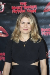 Madeleine Shaw - The Rocky Horror Picture Show: 40th Anniversary Screening @ Royal Albert Hall in London - 10/27/15