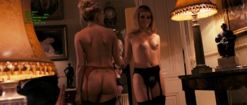 Saffron Burrows Underwear Scene In The Bank Job