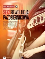 Olga Niedzielska in Playboy October 2013 (10 2013) Poland