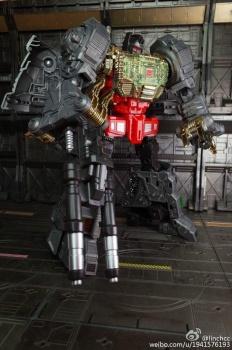 [GCreation] Produit Tiers - Jouet ShuraKing - aka Combiner Dinobots - Page 3 Itxv8eHh