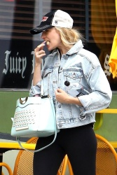 Beth Behrs - Out and about in Los Angeles 5/26/17