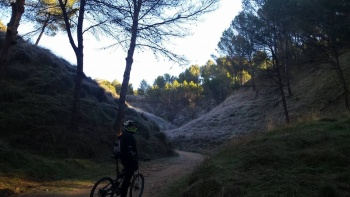 08/01/2017 parque de los cerros Alcalá de Henares. 09:00h. OYEQAPkB