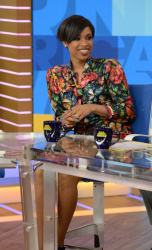 Jennifer Hudson - Good Morning America: April 17th 2017