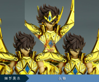 Sagittarius Seiya New Gold Cloth from Saint Seiya Omega XZ1Glzk7