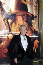 Ian McKellen - 'The Hobbit An Unexpected Journey' New York Premiere benefiting AFI at Ziegfeld Theater in New York - December 6, 2012 - 28xHQ HLyXKgyU