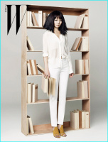 Bae Doona - W Magazine Korea 04/2013 [3x]