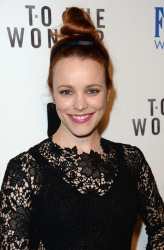 Rachel McAdams - 'To The Wonder' premiere in West Hollywood 4/9/13