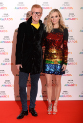 Fearne Cotton - BBC Music Awards 2015 @ Genting Arena in Birmingham - 12/10/15