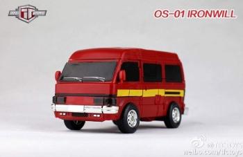 [TFC Toys] Produit Tiers - OS-01 Ironwill (aka Ironhide/Rhino) & OS-03 Medic (aka Ratchet/Mécano) XXjtwfBi