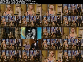 Jessica Simpson - Live with Kelly & Michael - 1-8-14
