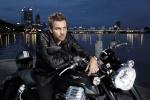 Ewan McGregor talks about the Moto Guzzi 1400 California
