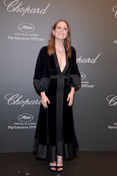 Julianne Moore - Chopard Space Party photocall Cannes May.19.2017