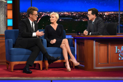 Mika Brzezinski - The Late Show with Stephen Colbert: July 11th 2017