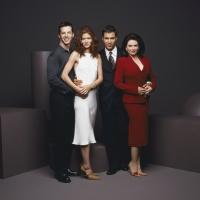 Уилл и Грейс / Will & Grace (сериал 1998-2006) HIbZ7WBk
