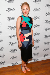 AnnaSophia Robb - Kiehl's Environmental Partnership Benefiting Recycle Across America launch in Santa Monica 4/17/13