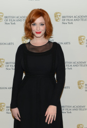 "Christina Hendricks - BAFTA New York celebrates ""Mad Men"", NYC (April 22)"