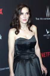 Winona Ryder - Weinstein Company / Netflix Golden Globe Party Jan.8.2017