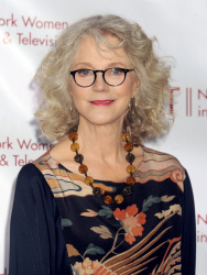 Blythe Danner - New York Women In Film And Television's 35th Annual Muse Awards @ New York Hilton in NYC - 12/10/15