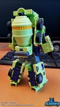 [Toyworld] Produit Tiers - Jouet TW-C Constructor aka Devastator/Dévastateur (Version vert G1 et jaune G2) - Page 6 KG8XJ0qP