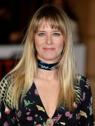 Edith Bowman - The Intern UK Premiere @ Vue West End in London - 09/27/15