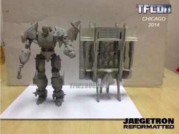 [Mastermind Creations] Produit Tiers - R-15 Jaegertron - aka Lockdown des BD IDW YSOKamiv