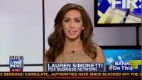 HOT FOX Reporter Lauren Simonetti (MEGAPOST x91)