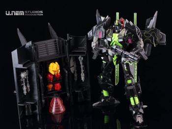 [Mastermind Creations] Produit Tiers - R-15 Jaegertron - aka Lockdown des BD IDW EOyX0k3a