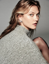 Karlie Kloss - 2016 Chris Colls Photoshoot