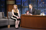 Bryce Dallas Howard - Late Night With Seth Myers 1/25/17