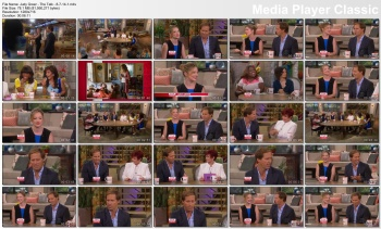 Judy Greer - The Talk - 8-7-14