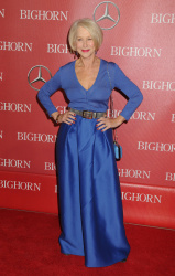 Helen Mirren - 27th Annual Palm Springs International Film Festival Awards @ Palm Springs Convention Center in Palm Springs - 01/02/16