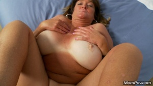 50 year old with huge natural ddd tits