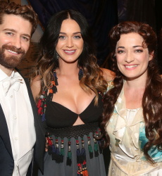 Katy Perry At Broadway S Finding Neverland In Ny Kayuty