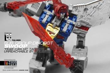 [Toyworld][ZetaToys] Produit Tiers - Jouet TW-D aka Combiner Dinobots - Page 2 T3l15ERM